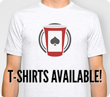 T-Shirts now available!